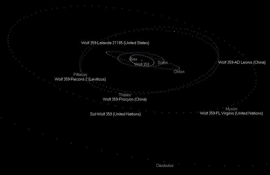 wolf 359 astronomical star - photo #15